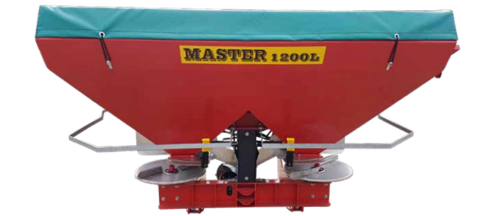 Разбрасыватель минеральных удобрений Agro-Masz Разбрасыватель Agro-Masz MASTER 1000