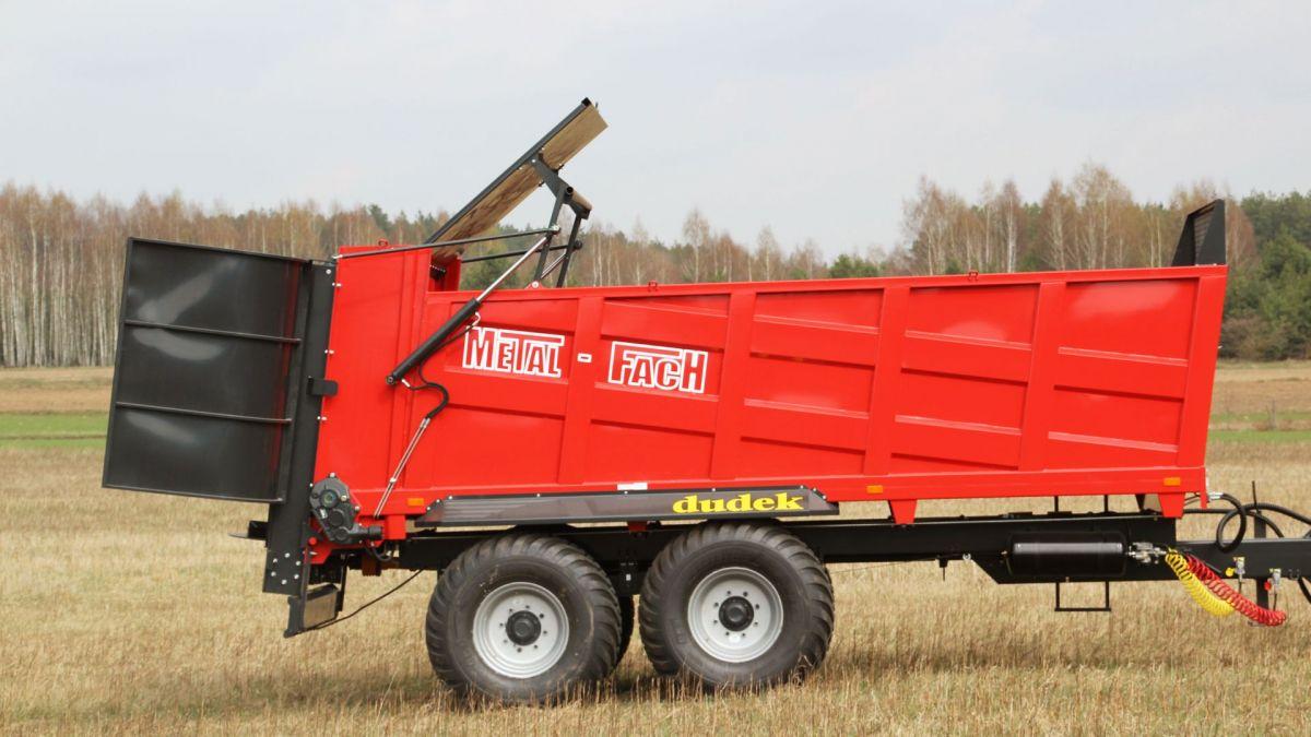 Разбрасыватели органических удобрений Metal-Fach N-280/1