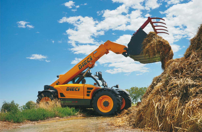 Телескопический погрузчик DIECI Agri Farmer 30.9
