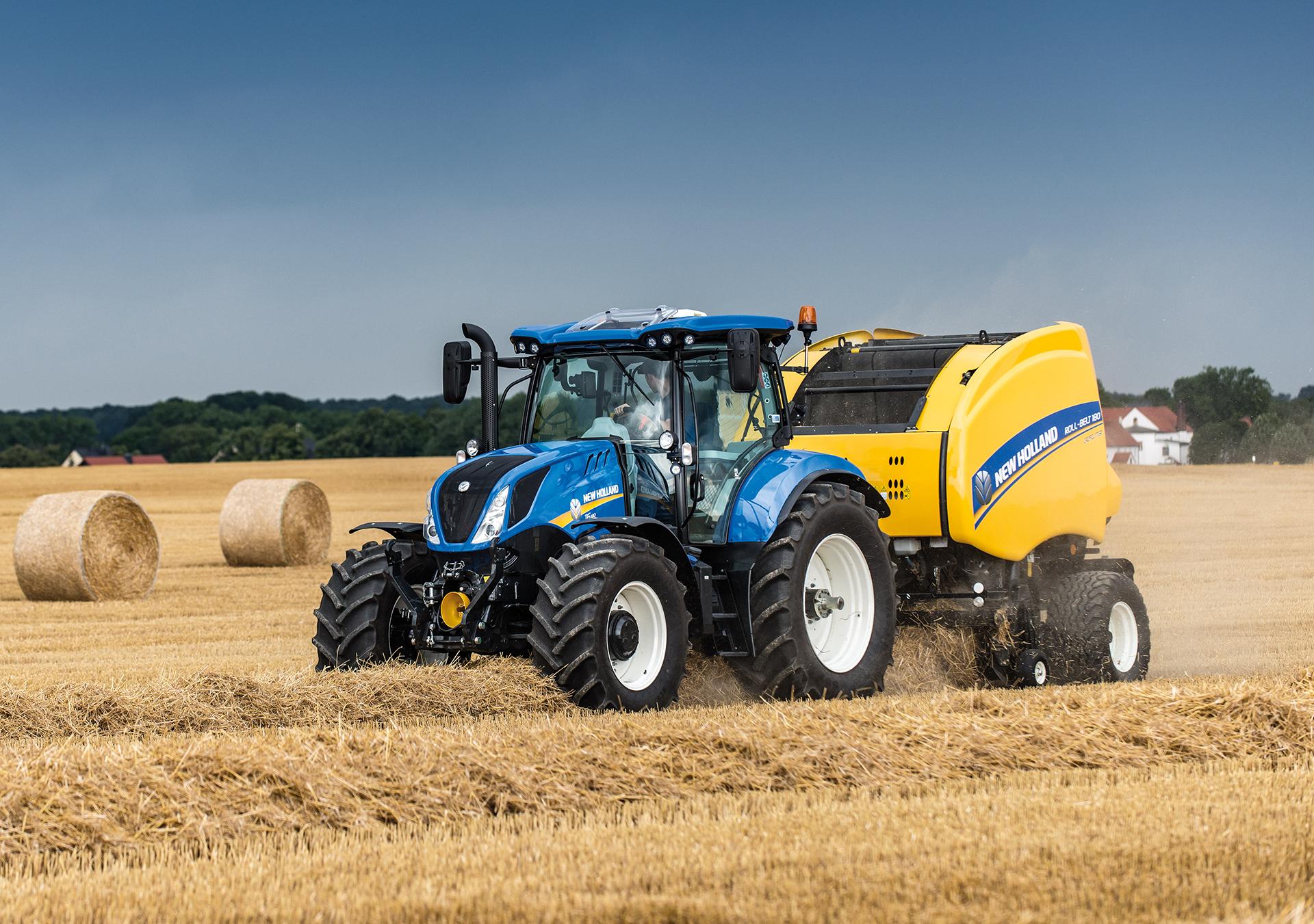 Трактор New Holland T6070 RC И PC