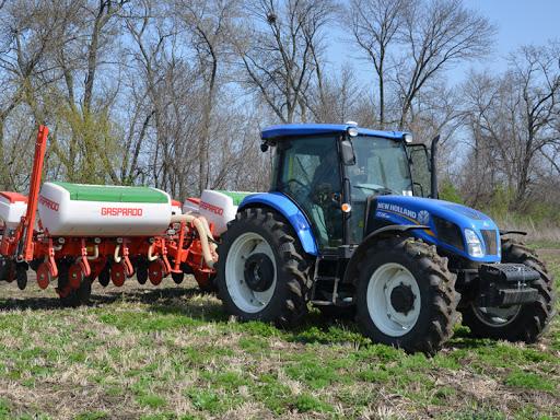 Трактор New Holland TD5.75